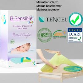 B-sensible baby matrasbeschermer standaard